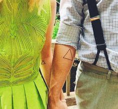 Car un petit tatouage peut avoir une grande signification.