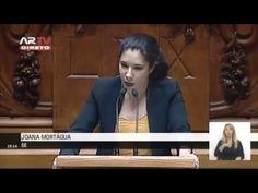 Intervenção da deputada Joana Mortágua no debate das Declarações Políticas sobre o processo do impeachment que é um golpe para derrubar um governo democratic...