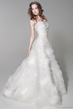 Alena Goretskaya Wedding Dresses 2012 | Wedding Inspirasi