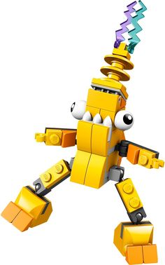 LEGO Mixels: Zaptor