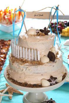 SMELLIN COFFEE: Beach Themed Bridal Shower
