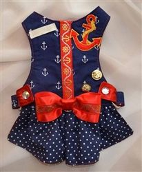 Couture Anchors Harness Dress