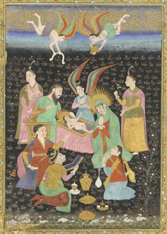 India - Adoration of the Christ Child