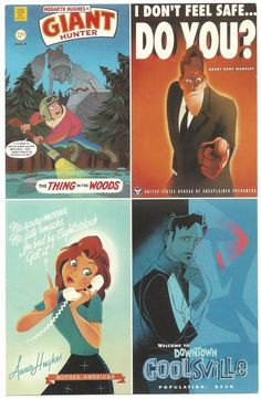 promotional posters for The Iron Giant