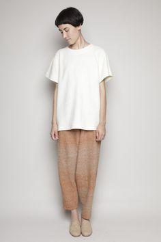 Anntian Drop Crotch Pant