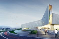 Sports Complex Project | A.Len Architect Bureau