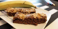 Chlebek bananowy z siemieniem lnianym - HIT! [PRZEPIS] - Codziennie Fit Nom Nom, Food And Drink, Workout Ideas, Fit, Shape