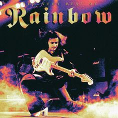 Ritchie Blackmore <--- Deep Purple (look at those platform shoes) and Rainbow. Cd Cover, Album Covers, Cover Art, Hard Rock, Deep Purple, Heavy Metal, Ritchie Blackmore's Rainbow, Rainbow Songs, Blackmore's Night