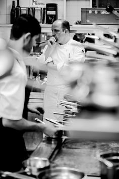 © Thomas Kettner: Chef Dirk Luther