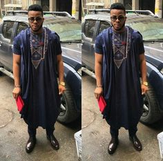 Top Ten Creative And Simple Aso Ebi Styles For Guys | Dabonke