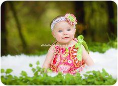 Cute 6 month photo