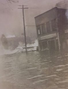 Bank Street - 38 hurricane