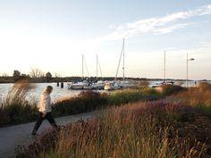 Sölvesborg, Sverige  Staudebeplantning av Piet Odolf