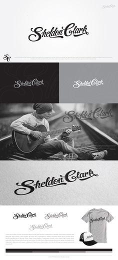 Logo design for Sheldon Clark by rcryn_09