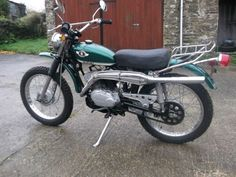 SUZUKI TC90 BLAZER - 1970 - TS90 VINTAGE TRAIL BIKE TS100 TS125 TS185 For Sale…