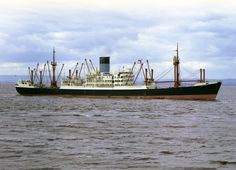 ANTENOR (4) built on the Tyne in 1957. 1970 Glenlochy. 1972 Dymas. Sold to Chinese owners in 1973 and renamed KAIYUN. Broken up in China 1983. Acknowledgment Malcolm Cranfield.