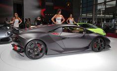 Lamborghini Sesto Elemento - I love it when concept cars go to production. Brilliant piece of engineering and style.