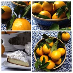 I couldn't resist the beautiful Meyer Lemons at Eataly NYC!!!!! I absolutely love their taste and despite my son's belief that a cake without chocolate is not a cake - this is one of the most delicious deserts I've had. Bon Appetite!!!