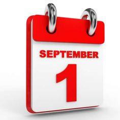 01. September - September 1