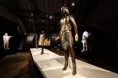 """The garments on stage are the award-contending designs selected from worldwide entries in the annual World of WearableArt™ Awards competition, which poses the simple, but challenging brief to designers: to take """"art off the wall and adorn [it] onto the human form."""""""