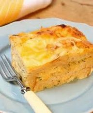"Cheese Strata - The original recipe made by many during WWI, The Depression..WWII since it was frugal and meatless. Originally called Cheese Pudding in 1902."" data-componentType=""MODAL_PIN"