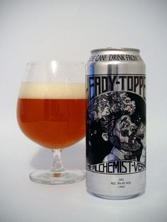 Heady Topper. Number one rated beer in the US. No pretentious moniker of King needed.