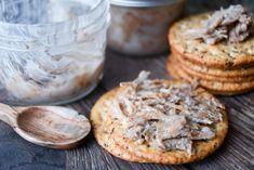 How to Preserve Crockpot Pork Rillettes in Lard - Reformation Acres