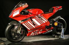 The dawn of the four-stroke era in 2002 opened the door for Ducati to re-join the MotoGP™ World Championship and start a dynasty.