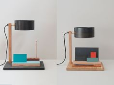 Back to basic lamp - Studio Isabel Quiroga