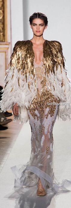 Zuhair Murad Spring Summer 2013 Haute Couture - Paris...