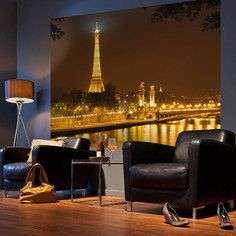 Paris Lights Wall Mural, $124.99, now featured on Fab.