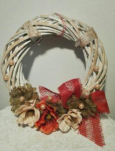 Wood Wreath, Grapevine Wreath, Grape Vines, Wreaths, Home Decor, Decoration Home, Door Wreaths, Room Decor, Vineyard Vines
