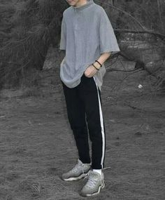 140 ideas photography fashion men boys – page 1 Grunge Outfits, Edgy Outfits, Korean Outfits, Cool Outfits, Fashion Outfits, Korean Fashion Men, Mens Fashion, Le Happy, Stylish Mens Outfits