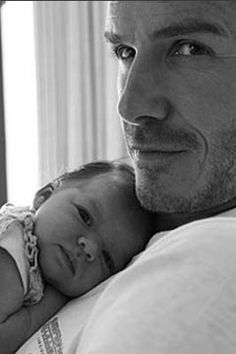 Nothing is more attractive than a man holding his newborn baby girl... (or boy)