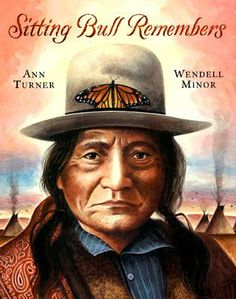 "A somber picture of the legendary Sioux chief, Sitting Bull, crouched alone within the confines of a dark room after defeat, opens this lyrical biography: ""In this place of fences, strange smells... where finally I am caught and cannot get free, I close my eyes and am home again."" With a turn of the page, readers go from near blackness to a landscape of bright sky and water, where Sioux families gather outside tipis and horses gallop in the background."