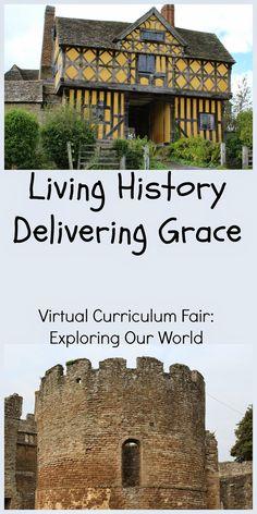 delivering grace: Living History