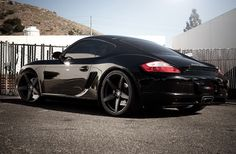 Hey P-9! I recently purchased a black 2010 Cayman S earlier this year, and it has been such an amazing car, the handling is flawless! It is my first P