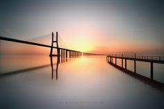quiet morning by Nuno Mota,