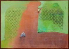 Early Spring - Zdena  Höhmová Painting Gallery, Early Spring, Advent, Art, Start Of Spring, Art Background, Kunst, Gcse Art