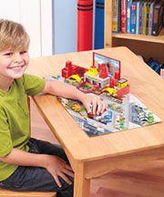 Micro racer play set