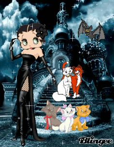 Betty Boop and the Aristocrats