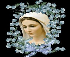 Virgin Mary Animated Gifs Gallery and Saint Mary or the Blessed Virgin Mary, Mother of God and Mother of Jesus of Nazareth, called the Virgin Mama Mary, Mary I, Mary And Jesus, Holy Mary, Divine Mother, Blessed Mother Mary, Blessed Virgin Mary, I Love You Mother, Lady Madonna