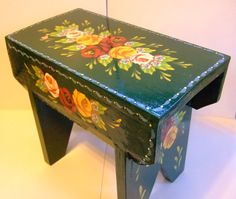 Hand-Painted Traditional Canal Art   Handmade Wooden by Carishei