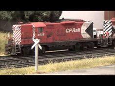 YouTube Bob Fallowfield's CP Rail Galt Sub