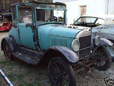 1927 Ford Model T Survivor
