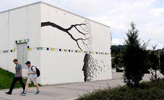 New Murals by David de la Mano and Pablo S. Herrero on the Streets of Norway