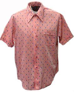 Vintage Austin Sage 1960s Shirt