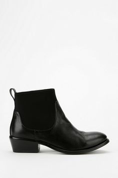 Super sleek leather ankle boot from Sol Sana. #urbanoutfitters