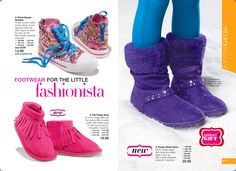 eBrochure | AVON #Footwear for the #little #Fashionista eBrochure | AVON just click on the image or go to www.youravon.com/personalcare to see more!