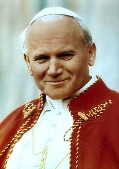 On October, 1984 The Pope, Juan Pablo II visited the island of Puerto Rico.
